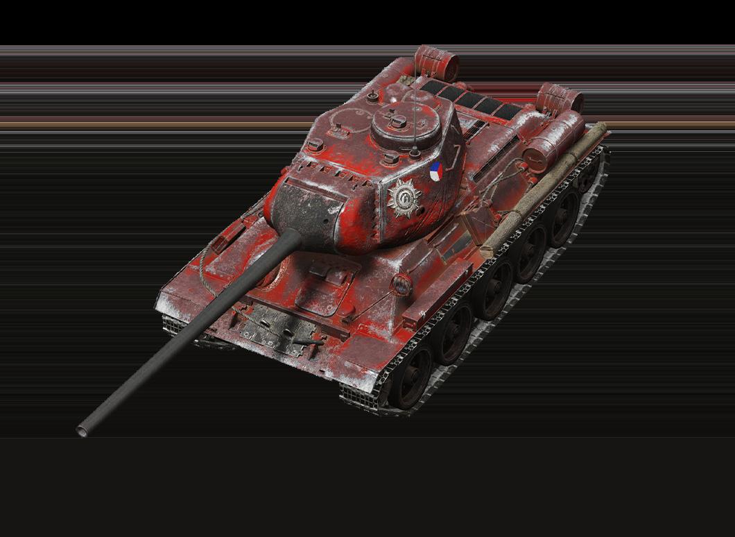 Ragnarok T-34-100
