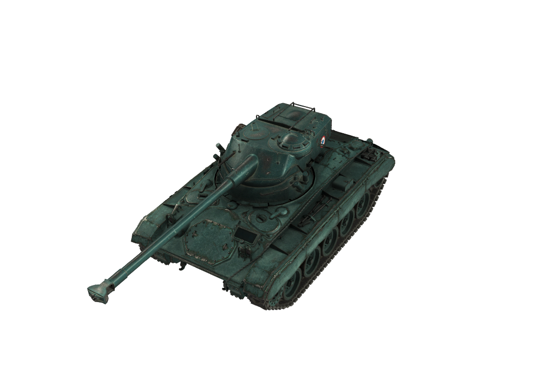 AMX Chaffee
