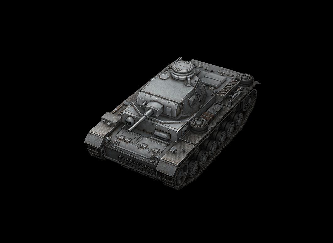 Pz.Kpfw. III Ausf. J