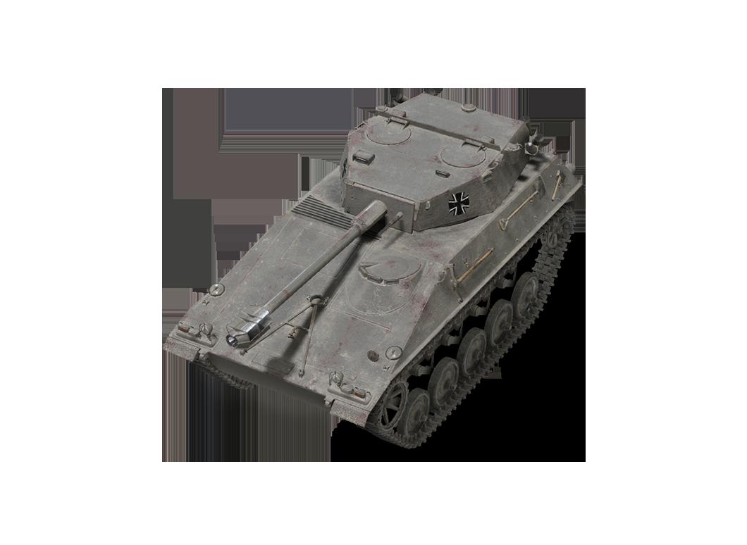 Spähpanzer I C