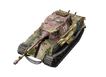 germany G16_PzVIB_Tiger_II_Hero