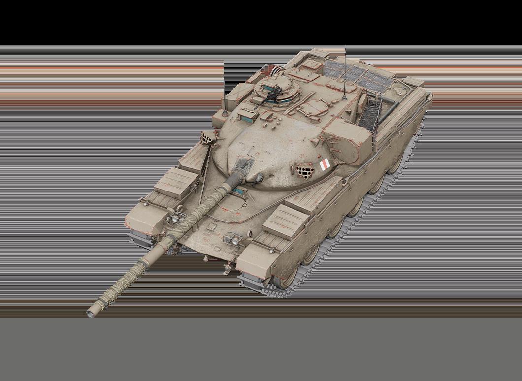 Chieftain Mk. 6