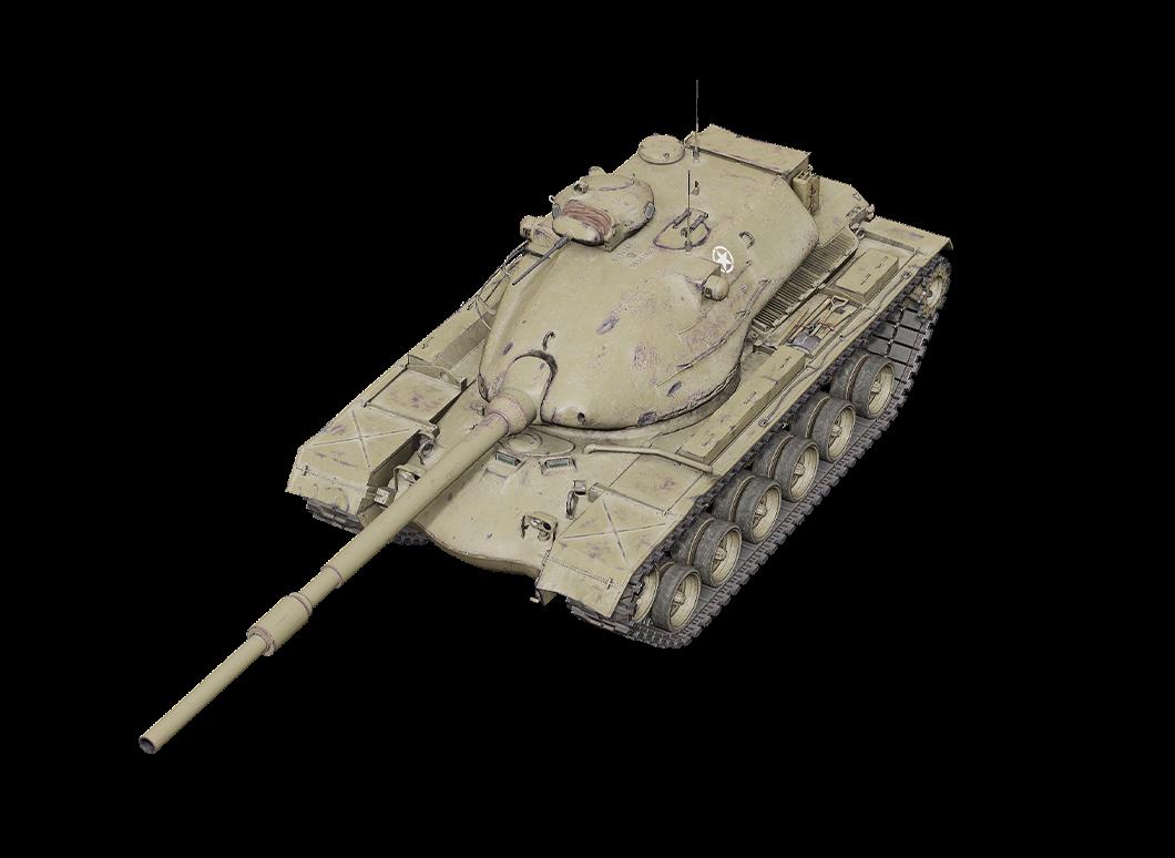 M48A2/T54E2