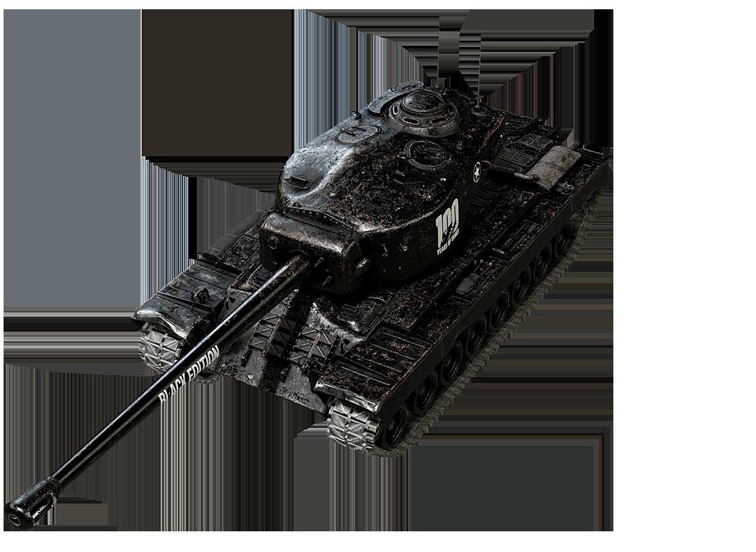 T34 Black Edition