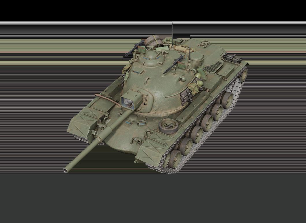 M48A5PI Patton