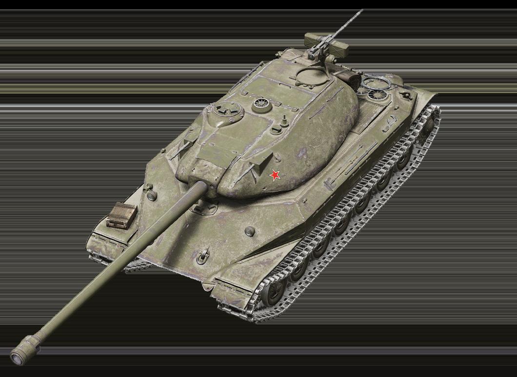 Object 260 mod. 1945