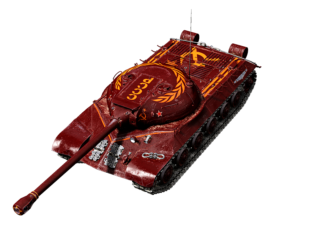 Fatherland IS-3A
