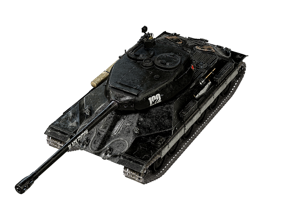 IS-6 Black Edition